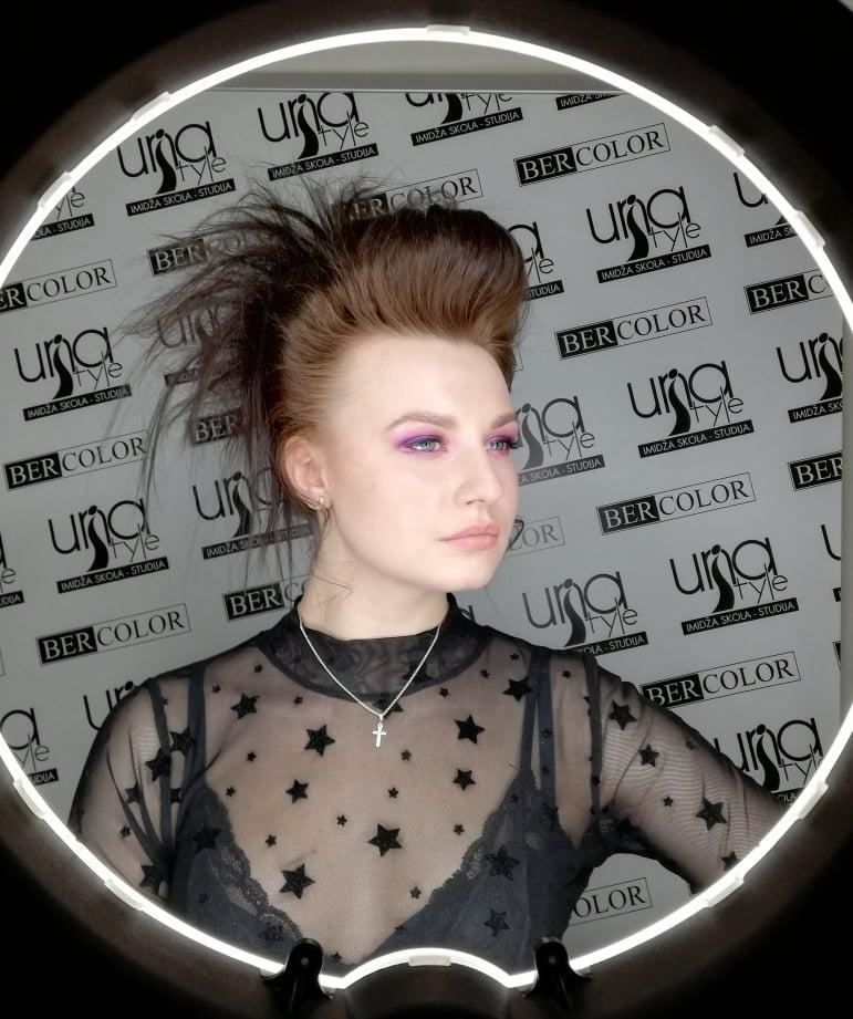 Vakara frizūru nodarbības Vizuālā tēla stilistiem