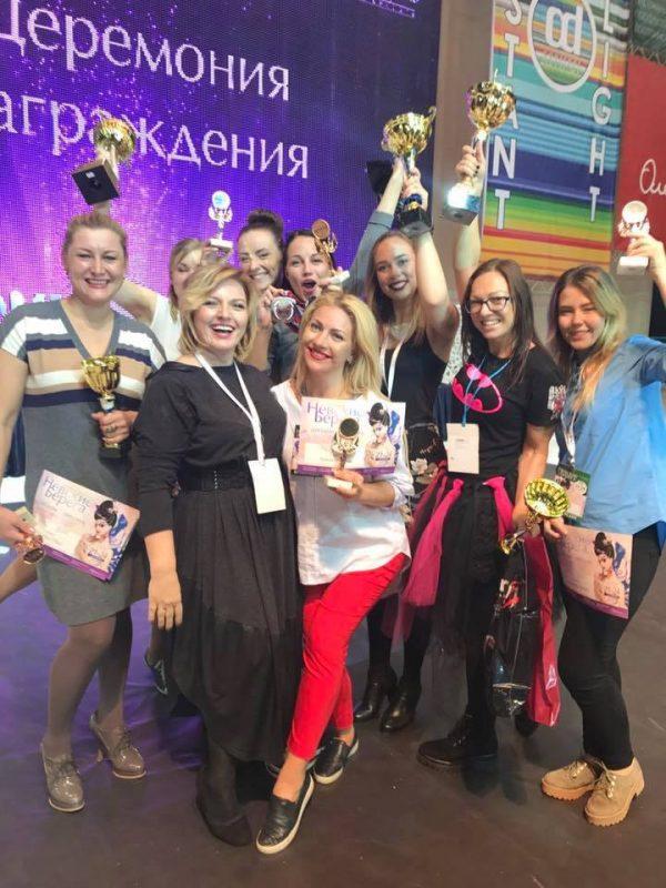 "Unastyle на фестивале красоты ""Невские берега"" в Санкт-Петербурге"