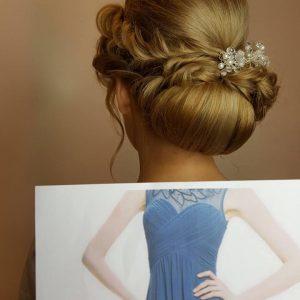 Stilistu studentu veidotas frizūras